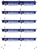 Business Card Templates - Nebraska Department Of Education