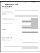 Form 1040 - Schedule C - Business Income - 2017