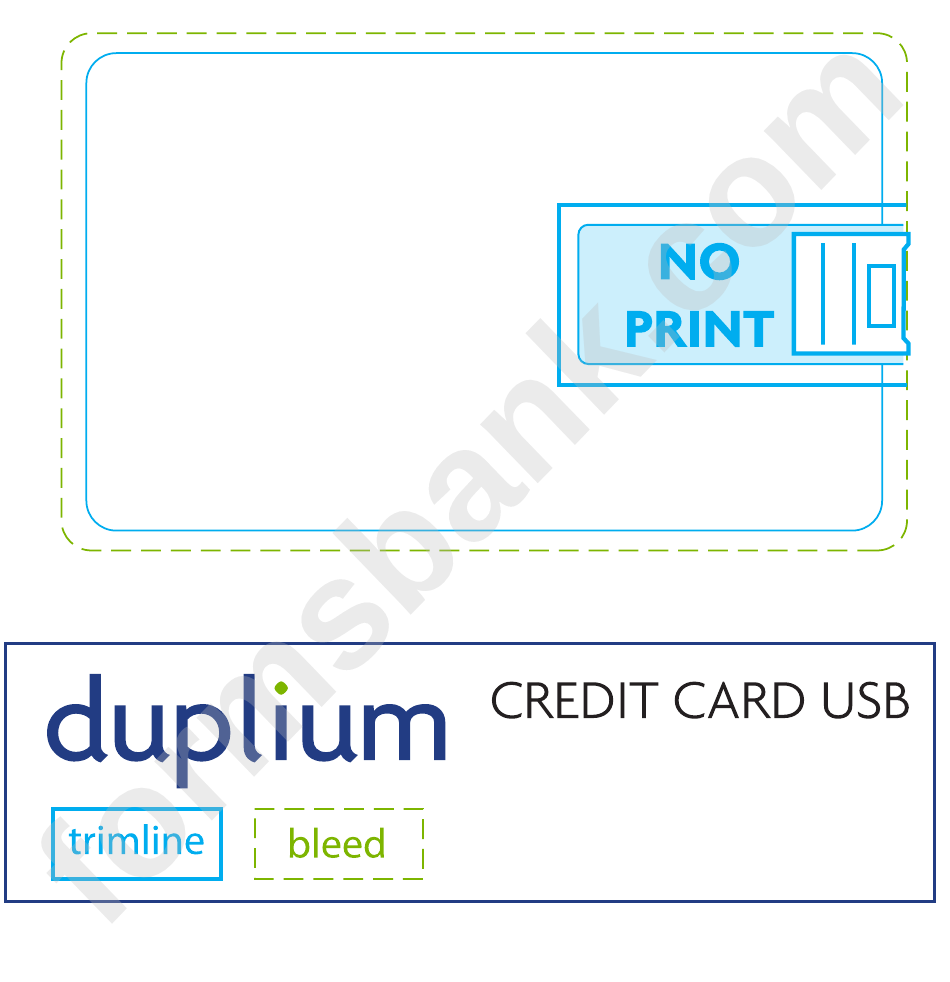 Credit Card Usb Template printable pdf download Inside Credit Card Template For Kids