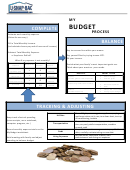 Personal Monthly Budget Template - U-snap-bac