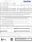 Adult Consent Form - Texas Immunisation Registry