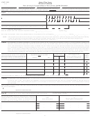 Form Cbt-2553 - New Jersey S Corporation Or New Jersey Qsss Election