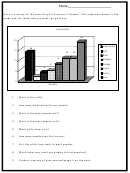 Xmas Graph Worksheet Printable pdf
