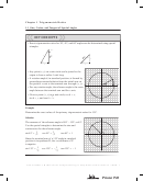 Trigonometric Ratios Worksheet printable pdf download