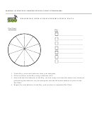 Making Scientific Observations Using Ethograms Worksheet