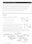 Quadrilaterals And Proof Worksheet With Answers