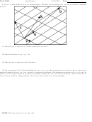 Standard Form Of A Linear Equation Worksheet - Math 205b Quiz 03, 2010