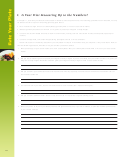 Diet Measuring Up To The Numbers Worksheet