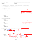 Mat 060 A Practice Test - Chapter 6 Percent And Decimals Worksheet With Answers