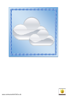 Weather Symbols For Beebot Templates