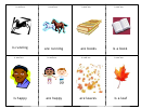 Is And Are Flashcards Template