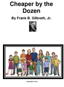 Cheaper By The Dozen Reading Comprehension Worksheet - Lassis: Unit 1 Middle School