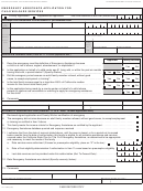 Form Ea 1 - Emergency Assistance Application For Child Welfare Services