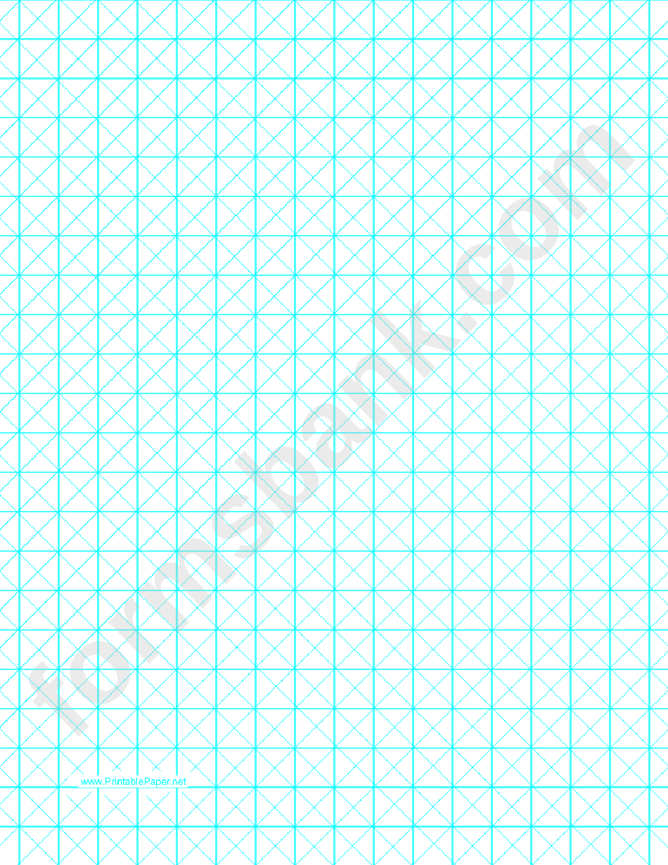 Triangles With Half-Inch Grid