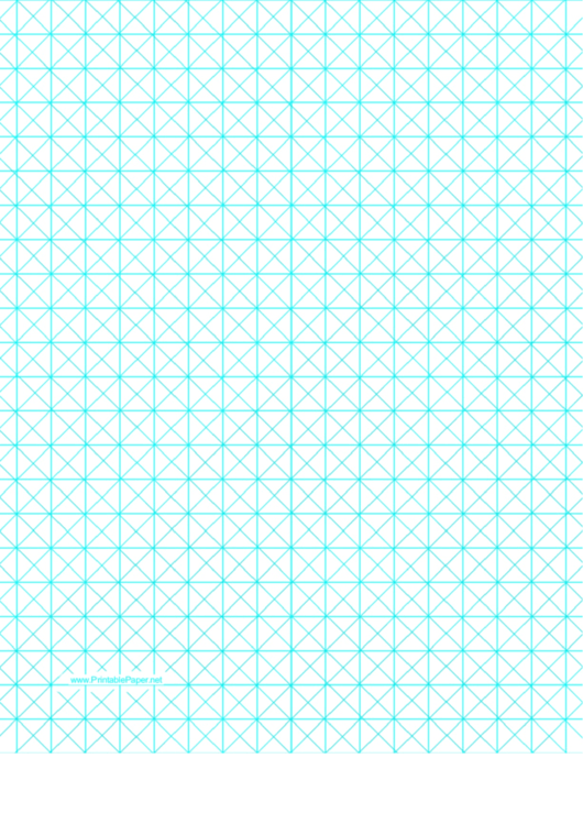 Triangles With Half-Inch Grid Printable pdf