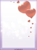 Hearts Header