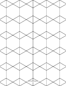 3-6-3-6 3-3-6-6 Tessellation Paper Template