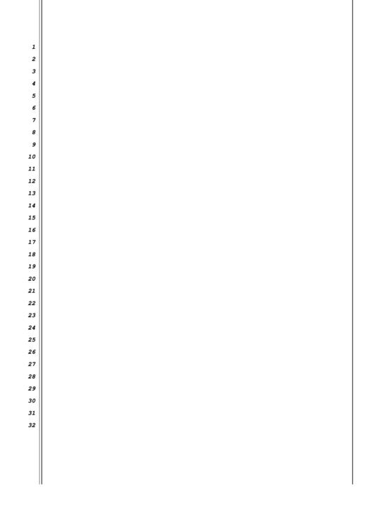 1 To 32 Left Border Page Border Template Printable pdf
