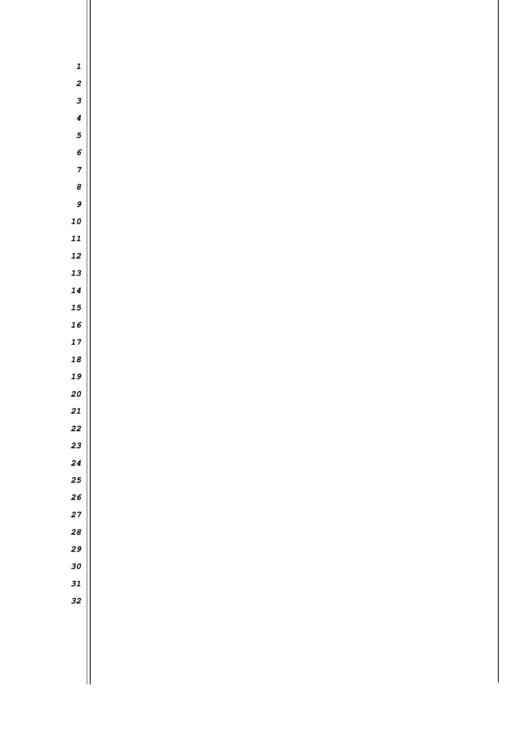 1 To 32 Page Border Template Printable pdf