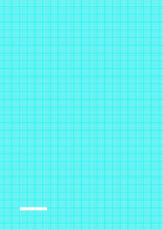 1 Mm Grid Paper