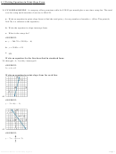 4 3 Writing Equations In Point Slope Form Worksheet With Answers