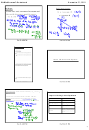 Math Lesson 3.6 Notebook With Answers - 8th Grade, 2015