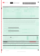Form D-40b - Nonresident Request For Refund - 2015