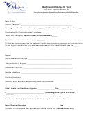 Medication Consent Form - The Magical Years Early Learning Center, Inc.