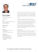 Volunteer Consultant And Project Coordinating Manager Resume Template