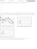 Math 205a Quiz 05 Worksheet - Bates College, 2008