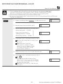 Form 1040a - Child Tax Credit Worksheet Line 35 - 2016