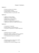 Algebraic Manipulation Worksheets
