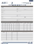 Sample Request Form (srf) - Elite Abrasives
