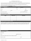 Form 470-0665 - Report Of Suspected Child Abuse