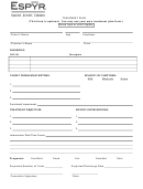 Therapy Treatment Plan Template - Espyr
