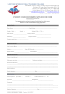 Student Course Deferment Application Form - Lifetime International Training College