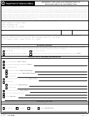 Va Form 10-5345 - Request For And Authorization To Release Health Information