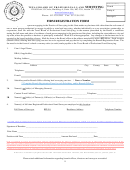 Firm Registration Form - Texas Board Of Professional Land Surveying