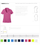 Nike Golf Ladies Dri-fit Size Chart
