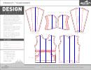 Product/team Hoody Design Template - Borah Teamwear