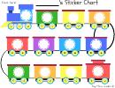Kids Sticker Chart