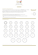 Ring Size Conversion Chart - Gn Collection