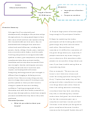 Silhouette Reflection Lesson Plan Template