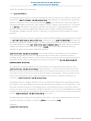 Letter To Faculty And Staff Template