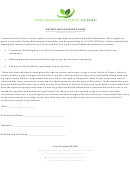 Patient Hipaa Consent Form - The Dermatology Clinic