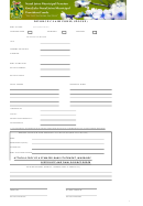Divorce Claim Form (spouse) - Natal Joint Municipal Pension