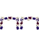 Flower Pattern Template
