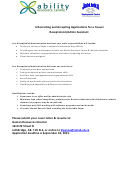 Receptionist/administrative Assistant Job Description Template