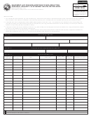 Form 103-el - Equipment List For New Additions To Era Deduction Personal Property In Economic Revitalization Area
