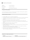 Controls Programmer Detailed Job Description Template